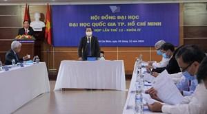 ĐH Quốc gia TP HCM sẽ có thêm 3 trường thành viên