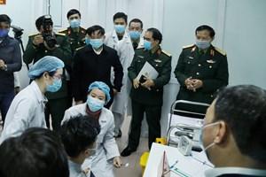 Vaccine ngừa Covid-19 của Việt Nam: Tự tin thử nghiệm