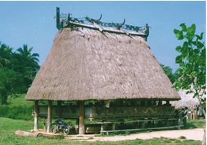 Nhà Gươl - Biểu tượng văn hóa Cơ tu