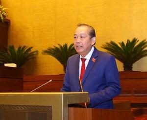 Thành lập Ban Chỉ đạo tổng kết thực hiện Chiến lược quốc gia phòng chống tham nhũng
