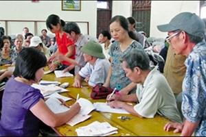 Từ ngày 1/1/2021, áp dụng chính sách về hưu trước tuổi mới
