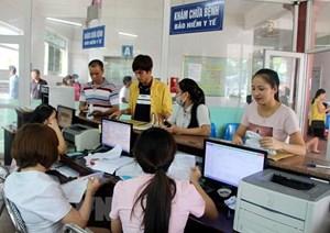Vĩnh Phúc hỗ trợ người dân tham gia BHYT