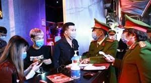 Hà Nội: karaoke, vũ trường, quán bar tạm dừng hoạt động từ 0h00 ngày 1/2
