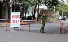 Tài xế trốn khỏi khu cách ly ở Khánh Hòa đã về Ninh Thuận