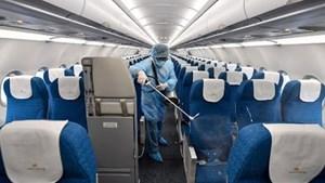 95 hành khách đi trên chuyến bay VN213 có kết quả âm tính