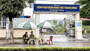 BV Bệnh nhiệt đới TW thông báo khẩn đến bệnh nhân và người nhà