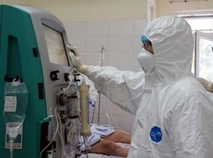 Thêm 2 điều dưỡng BV Bệnh Nhiệt đới Trung ương nhiễm Covid-19