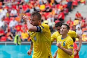 [VIDEO] Ukraine 2-1 Bắc Macedonia: Ukraine thắng hú vía