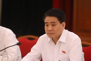 Bản tin 9h: Ông Nguyễn Đức Chung bị đình công tác do liên quan tới 3 vụ án