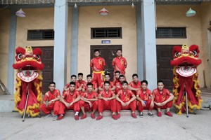 Những người Việt trẻ gìn giữ văn hoá truyền thống