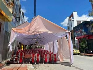 Nhà hàng bị 'bỏ bom' 150 mâm cỗ: Vẫn chưa thể liên lạc được với cô dâu