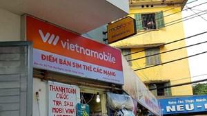 Vietnamobile gây khó, không cho khách hàng chuyển mạng giữ số
