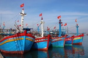 Tuyên truyền vận động  tàu cá không xâm phạm khai thác vùng biển nước ngoài
