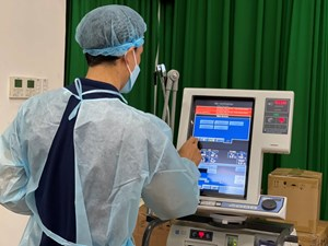 Đồng Nai: Tiếp nhận trang thiết bị y tế do doanh nghiệp trao tặng