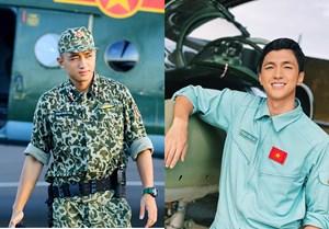 Sao Việt diện quân phục, chuẩn soái ca không kém các mỹ nam Hàn Quốc