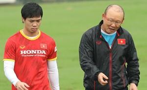 Thầy Park triệu tập Công Phượng, 'bad boy' Trọng Đại đấu 'chung kết' với Trung Quốc