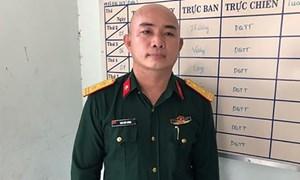 Đồng Nai: Giả danh quân nhân để 'thông' chốt kiểm soát dịch Covid-19