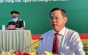Bà Rịa-Vũng Tàu: Đơn nghỉ việc của Chủ tịch UBND huyện Long Điền đang được xem xét