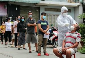 TP Biên Hòa: Vẫn ở biên độ 'nguy cơ rất cao'
