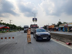 Người, phương tiện đổ vào tỉnh Bà Rịa - Vũng Tàu tăng đột biến