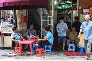 Hà Nội trước giờ giãn cách nhà hàng, cà phê, quán bia