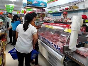 Phát hiện 43 ca F0 dù thực hiện '3 tại chỗ', Vissan xin ngừng cung cấp thịt lợn ra thị trường