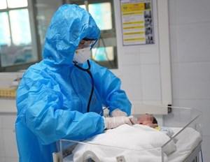 TP Hồ Chí Minh còn 1.964 trẻ em đang điều trị Covid-19