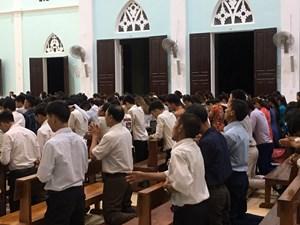 Mạnh mẽ, quyết liệt trong phòng, chống dịch tại các tổ chức tôn giáo