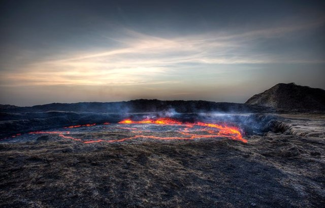[ẢNH] 11 điểm du lịch nguy hiểm nhất trên thế giới - Ảnh 11