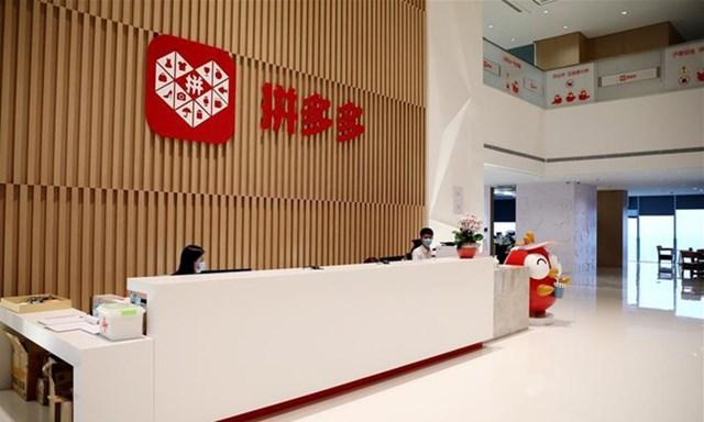 Pinduoduo sẽ bị cơ quan quản lý Trung Quốc điều tra điều kiện lao động. Ảnh:Global Times.