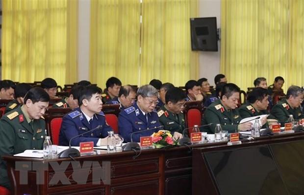 Các đại biểu tham dự hội nghị. (Ảnh: Dương Giang/TTXVN).