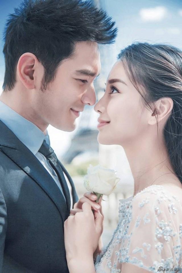 Mối quan hệ giữa Angelababy và Huỳnh Hiểu Minh vẫn khiến fan tò mò khi thông tin cặp đôi đã thực sự ly hôn lại bùng phát trên mạng xã hội.
