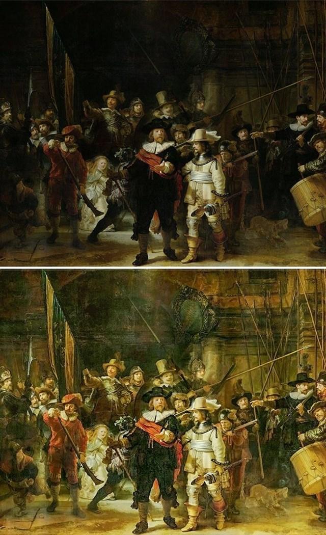 Hé lộ bí ẩn đằng sau những bức họa nổi tiếng - Ảnh 3