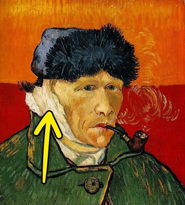 Hé lộ bí ẩn đằng sau những bức họa nổi tiếng - Ảnh 1