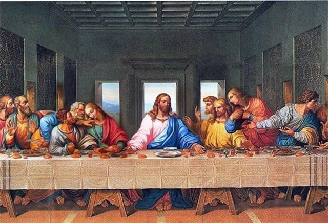 Hé lộ bí ẩn đằng sau những bức họa nổi tiếng - Ảnh 8