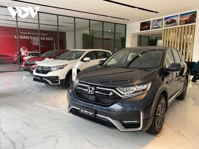 Trong tháng 12/2020, doanh số bán hàng của toàn thị trường đạt 47.865 xe, tăng 31,6% so với tháng 11/2020 tăng 45% so với tháng 12/2019.