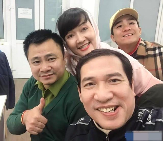 Nghệ sĩ Chí Trung, Vân Dung, Tự Long đóng vai gì trong Táo Quân 2021? - Ảnh 2