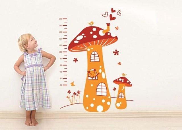 Các giai đoạn phát triển chiều cao của trẻ