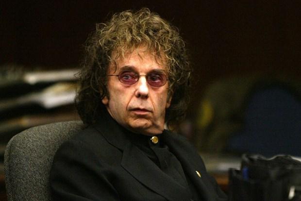 Nhà sản xuất âm nhạc huyền thoại Phil Spector qua đời vì Covid-19 - Ảnh 1