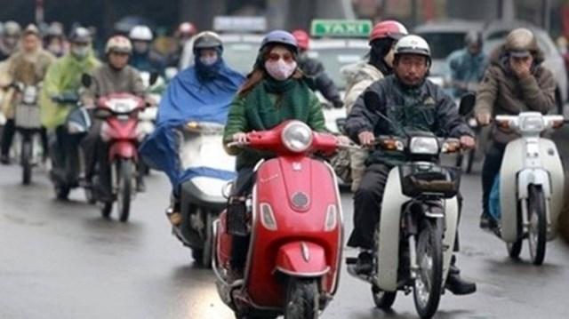 Những phụ kiện chống rét dành cho người đi xe máy - Ảnh 1