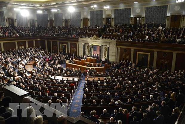Đảng Dân chủ chính thức giành quyền kiểm soát Thượng viện Mỹ - Ảnh 1
