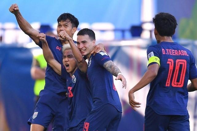 Thái Lan muốn đăng cai bảng G vòng loại World Cup 2022.