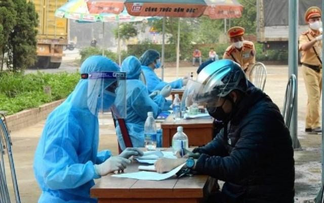 Ai đến quán Hiền Bắc, nước mắm Diêm Điền ở Thái Bình liên hệ ngay y tế  - Ảnh 1