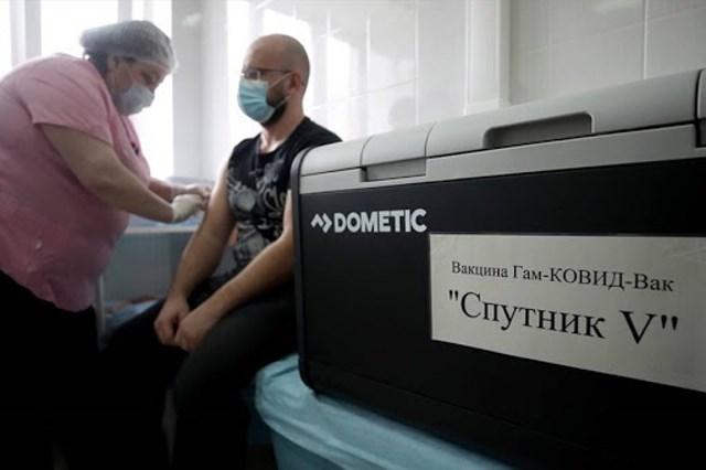 Vaccine Covid-19 Sputnik V của Nga đạt hiệu quả tới 91,6%. Ảnh: TASS.