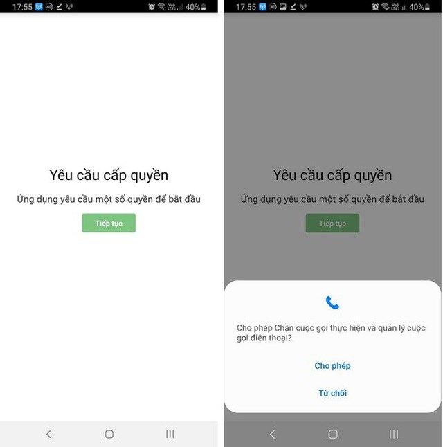 Cài đặt ứng dụng chặn các số điện thoại làm phiền bạn dịp Tết - Ảnh 1