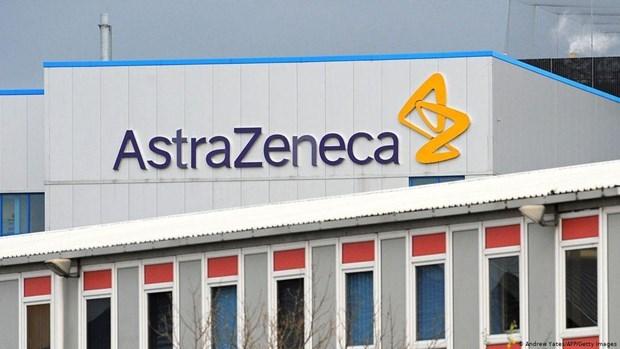 Nhà máy của AstraZeneca tại Anh. (Ảnh: AFP/Getty).