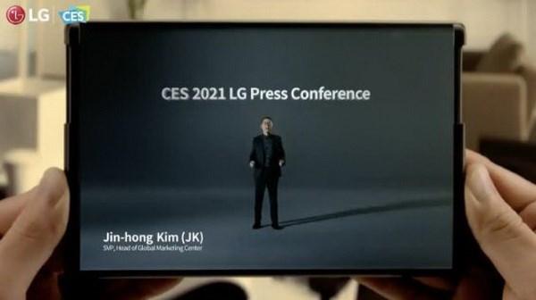 LG có thể từ bỏ kế hoạch phát triển smartphone có khả năng cuộn lại - Ảnh 1
