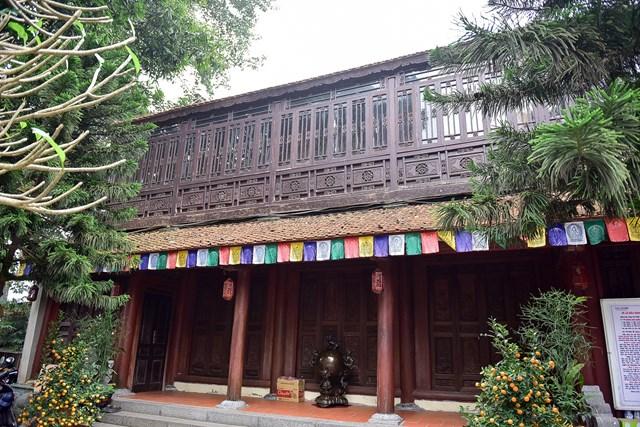 [ẢNH] Ngôi chùa cổ có tượng Phật từ đá quý nguyên khối nặng 600 kg - Ảnh 2
