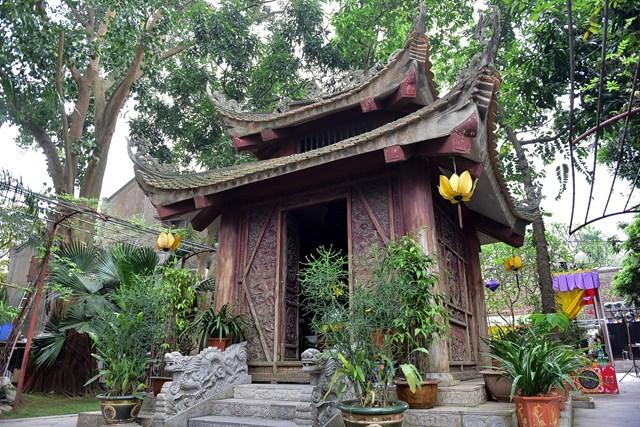 [ẢNH] Ngôi chùa cổ có tượng Phật từ đá quý nguyên khối nặng 600 kg - Ảnh 3