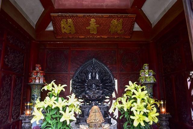 [ẢNH] Ngôi chùa cổ có tượng Phật từ đá quý nguyên khối nặng 600 kg - Ảnh 8